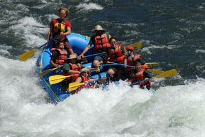 Rafting 1 by AceDecade