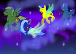 Song of the Auroras by AnScathMarcach