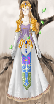 Zelda: New Life by MisterSnapple