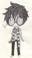 Chibi Harry by ImHereForTheDrarry