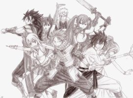 Fairy Tail 294 by Kello7