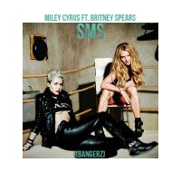 Miley Cyrus - SMS (Bangerz) ft. Britney Spears by ColourCrayon