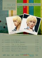 Kiseop winamp skin by rum-and-ginger