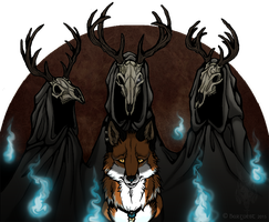 Those who worship The blind eye by Barguest