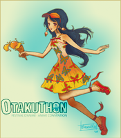 Otakuthon 09 - Program booklet by hinoraito