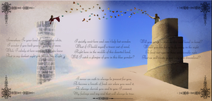Towers Of Ice And Sand by clara-01