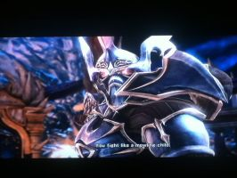 Soul Calibur V, Nightmare wins! by LightTheDragon19