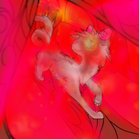 [[ My quarrel is with you , squirrelflight ! ]] by ENDERKlTTYOFRAlNBOWS
