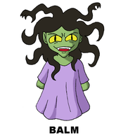 #021: Balm by TinySailorMoon