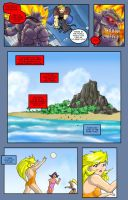 Gold Digger SS 2k6 page 2-4 by shumworld