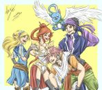 Forever The Best Team by sarumanka