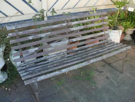 Old Bench by Shadowslan