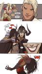 oh just some fun panels teen witchblade by nebezial