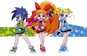 .:PowerPuff Girls Z:. by ZoeShiranui