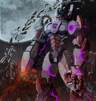 Galvatron by AspectusFuturus