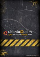 ubuntu at usim poster by example010
