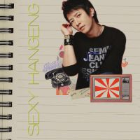 Hangeng Sexy by KevinRocks