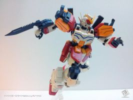 Heavyarms Gundam EW 11 by B-Werx