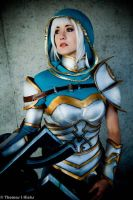 Redeemed Riven Cosplay 3 by ZerinaX
