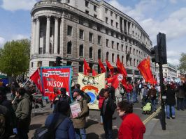 May Day March by Party9999999