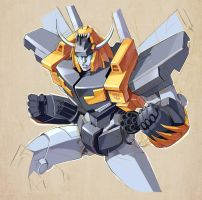 Victory Leo: sketch by ai-eye
