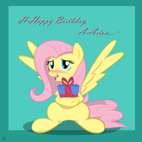 Happy Birthday~ by Terra-Aquis