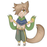 Shaman Kitty: OFFER TO ADOPT [Closed] by Thoughtful-Stargazer