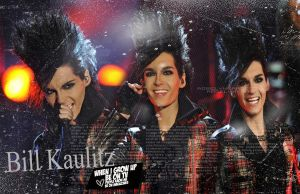 Bill Kaulitz II by Betancort
