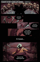 Flowey Is Not a Good Life Coach - Chap. 2, page 1 by fluffySlipper