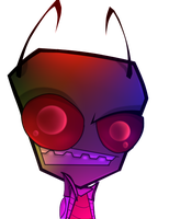 multi-colored ZIM by littleoffthetop