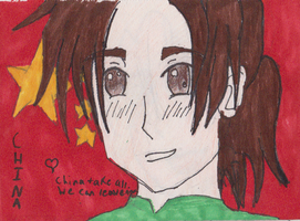 China by pungender