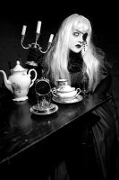 .tea time with nerhegeb II. by bloodymarie