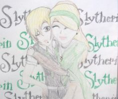 Slytherin by TheCape99