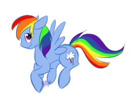 Dashie by KeroseneCanine