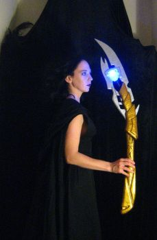 Loki Scepter - Light Up Version by Thom-Heap