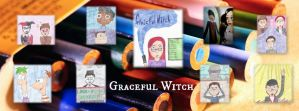 GracefulWitch Banner 2.0 by pinkrangerwannabe