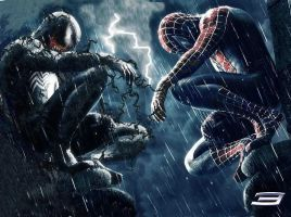 VENOM THE DARKSIDE OF SPIDER-MAN by CRYPTID-MAN