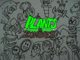 plants vs zombies the serie by hincapi