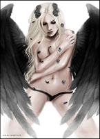 - fallen angel - Desire by xMLBx