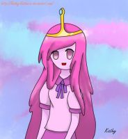 Princess Bubblegum by Kathy-katherin