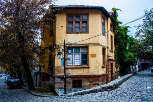 Old house by selina-x