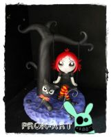 RUBY GLOOM by prok-art