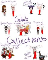 Collab Collections by manakoisfun