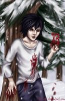BB Bloody Snow by scarlotti