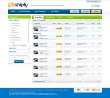 Shiply - online store by prkdeviant