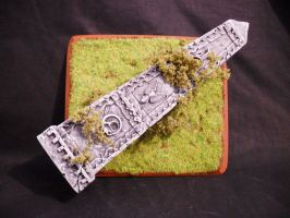 Mystical Monument: Elven Waystone by Taelonar