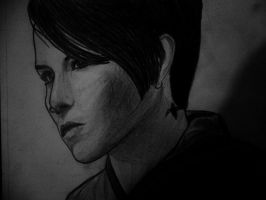 Lisbeth Salander by Manondraw