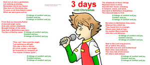 3 days until Christmas (10 year anniversary) by RyanEchidnaSEAL