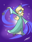 Princess Rosalina by Gearholder
