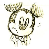 Mickey by hitosan